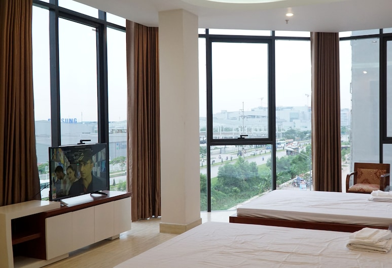 Ninh Phong Hotel, Yen Phong, Double Room, Guest Room