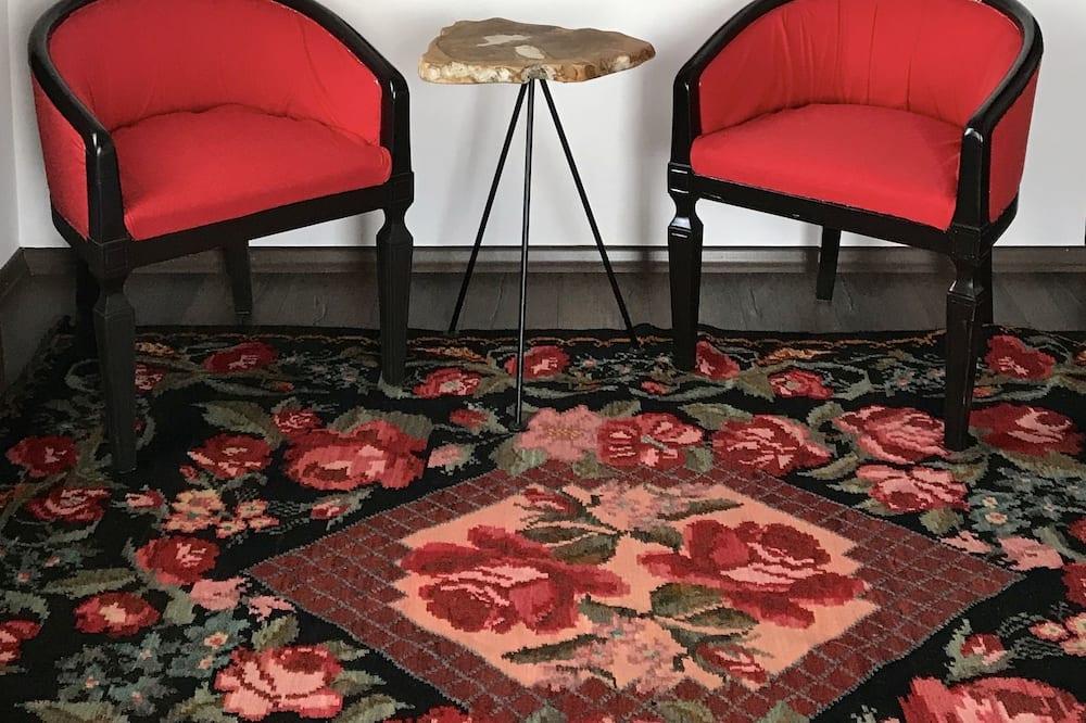 Deluxe Room (Gelincik) - Living Area