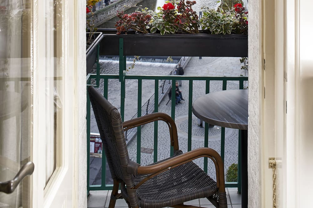 Deluxe Double or Twin Room, Balcony - Balcony