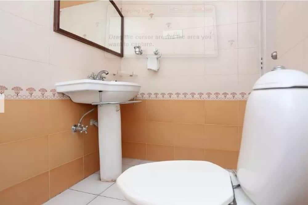 Business Δίκλινο Δωμάτιο (Double), 1 Διπλό Κρεβάτι, Πρόσβαση για Άτομα με Αναπηρία, Καπνιστών - Μπάνιο