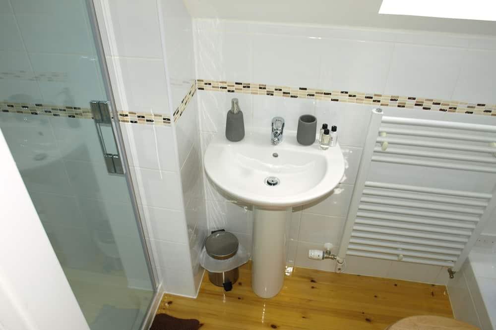 豪華雙人房, 獨立浴室, 湖景 - 浴室