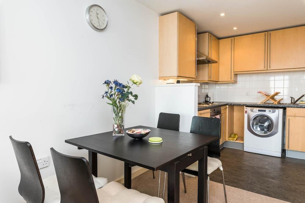 Lägenhet (1 Bedroom) - Matservice på rummet