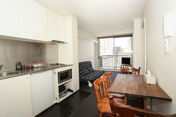 Picture of 2 Beds 1 Bath beside QV Melbourne in Melbourne