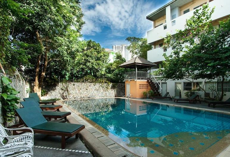 Sawasdee Place Hotel, Pattaya, Outdoor Pool