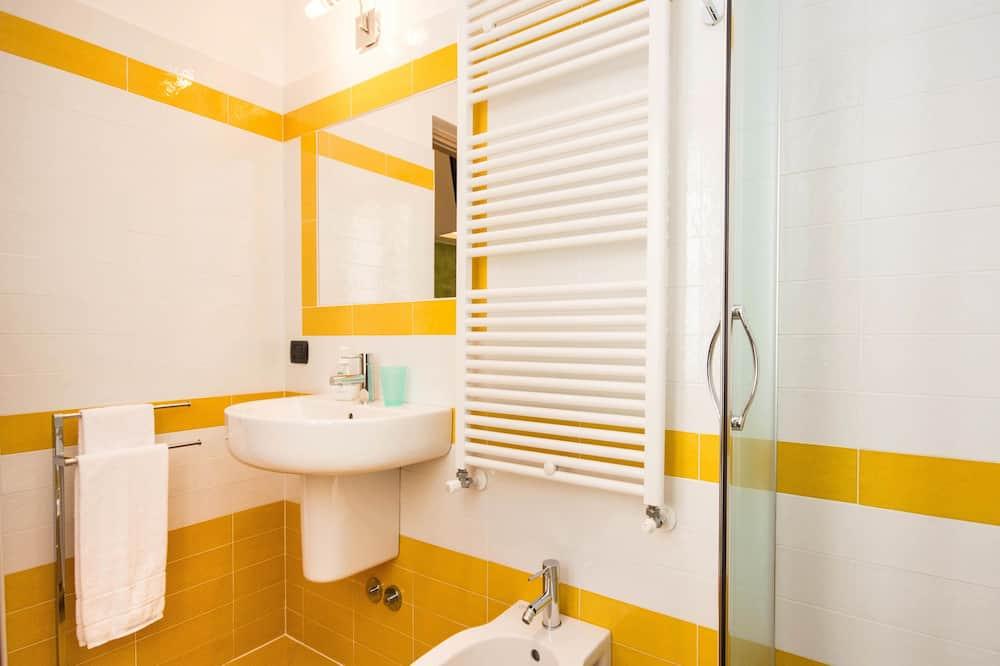 Comfort Double Room (Smeraldo) - Bathroom