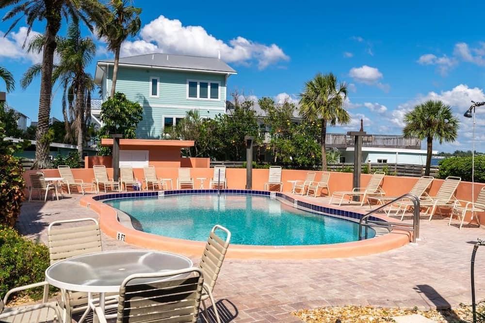 Condo, 3 Bedrooms, Kitchen, Beachfront - Outdoor Pool