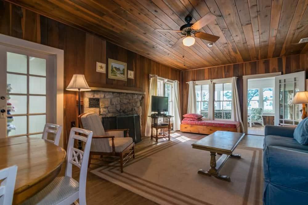 單棟房屋, 3 間臥室, 壁爐 - 客廳