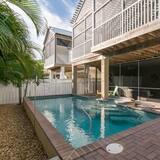Huis, 3 slaapkamers, privézwembad - Terras