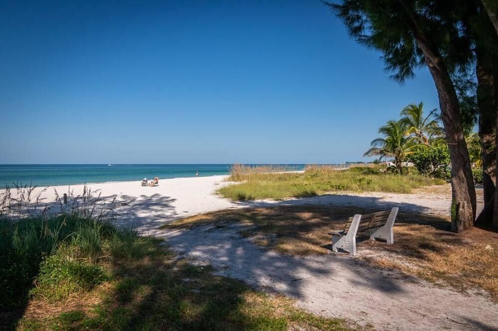 Кондо, 3 спальні, кухня - Пляж