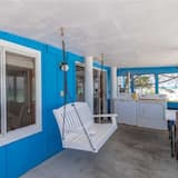 Ferienhaus, 3Schlafzimmer, Küche - Balkon