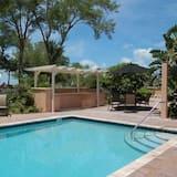 公寓客房, 1 間臥室, 廚房, 泳池景觀 - 游泳池