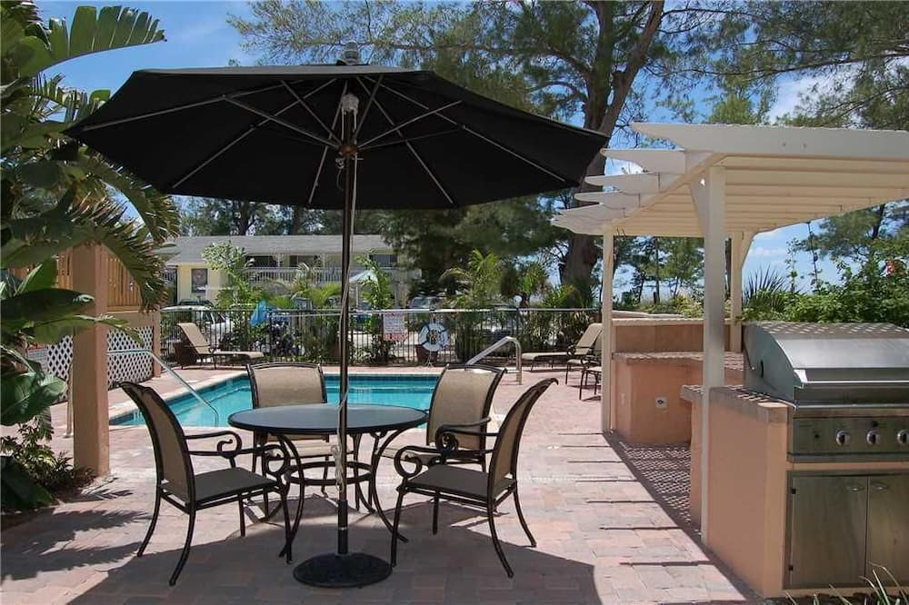 公寓客房, 1 間臥室, 廚房, 泳池景觀 - 室外游泳池