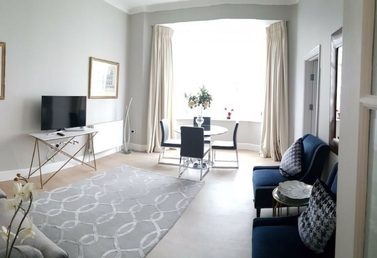 Kensington Apartments by KeyCollection, London, Apartment, 2 Schlafzimmer, Wohnbereich