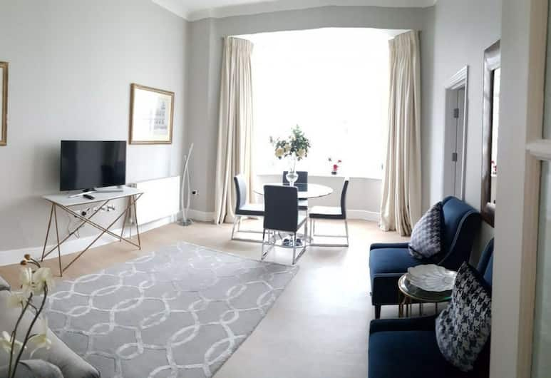 Kensington Apartments by KeyCollection, London, Külaliskorter, 2 magamistoaga, Lõõgastumisala