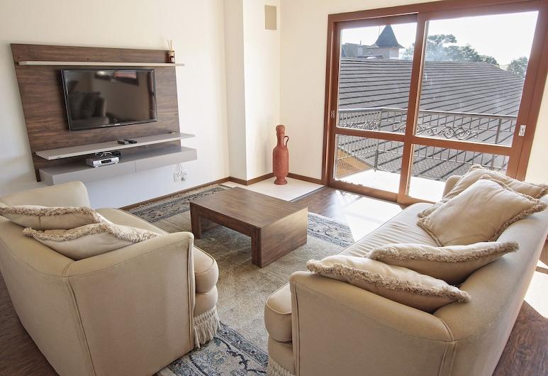 My Home - Orion 201, Gramado, Departamento, 2 habitaciones, Sala de estar