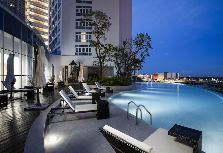 Pinetree Marina Resort, Ισκαντάρ Πουτέρι, Εξωτερική πισίνα