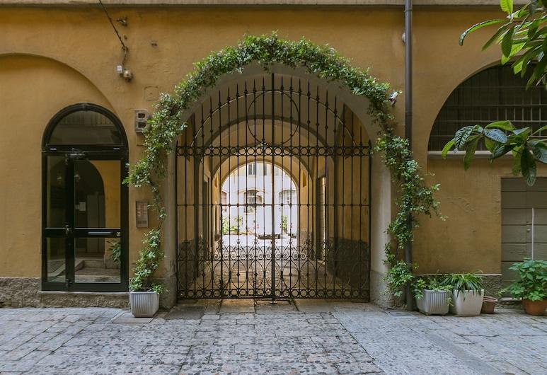 notaMi - Energy Darsena Navigli, Μιλάνο, Εσωτερική είσοδος