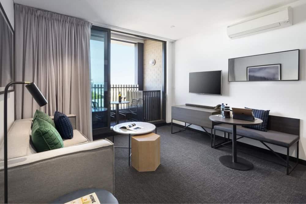 Executive külaliskorter, 1 magamistoaga - Lõõgastumisala