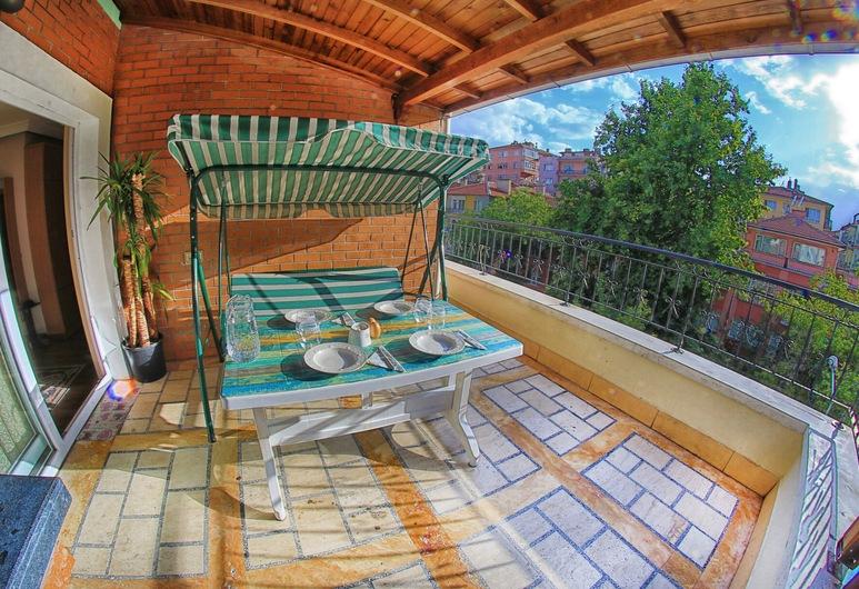Concept House, Ankara, Çatı Katı Süiti (Penthouse), 1 Yatak Odası, Teras/Veranda