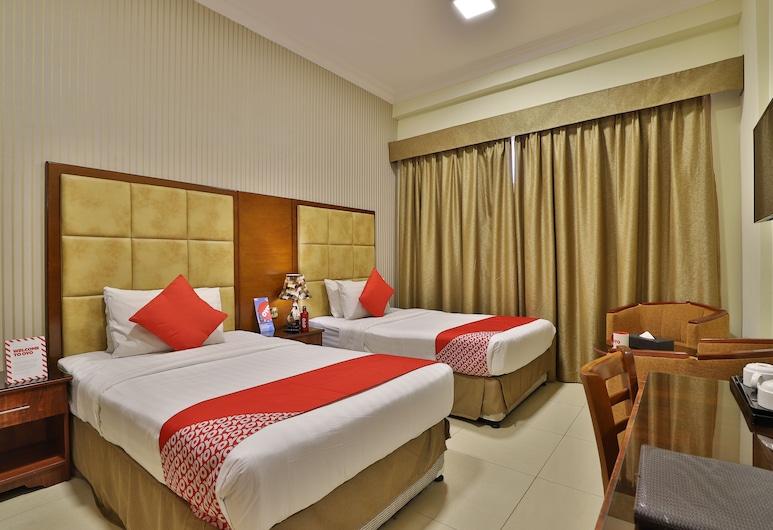 OYO 101 Click Hotel, Dubajus, Standartinio tipo dvivietis kambarys, Svečių kambarys