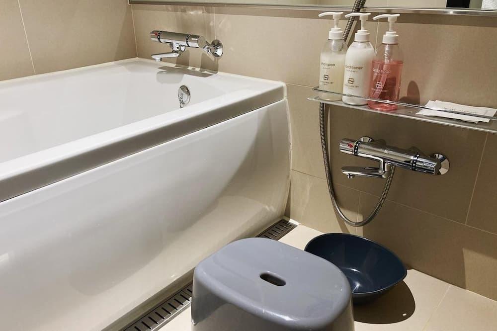 Deluxe Δίκλινο Δωμάτιο (Twin), Μη Καπνιστών - Μπάνιο