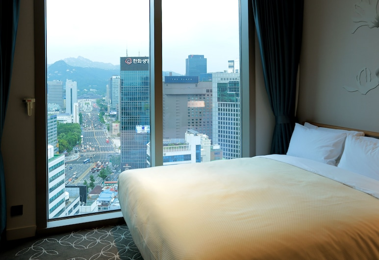 Hotel Gracery Seoul, Seoul, View from Hotel