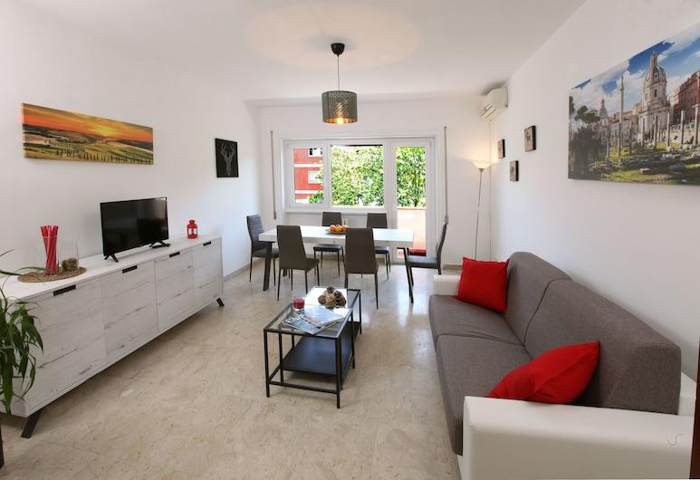 Floriana Home, Roma, Apart Daire, 2 Yatak Odası, Oturma Alanı