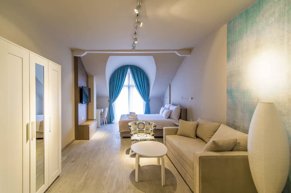 Apartament typu Deluxe Suite - Pokój
