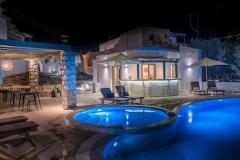 Fotografia do Melidron Luxury Hotel & Suites em Naxos