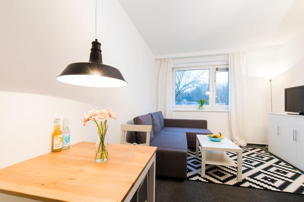 Apartmán typu Basic (Medium Basic) - Obývací prostor