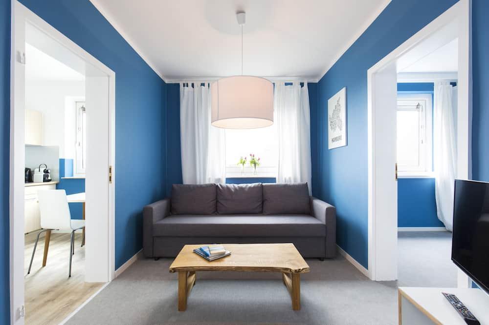 Apartmán (Medium Plus) - Obývací prostor
