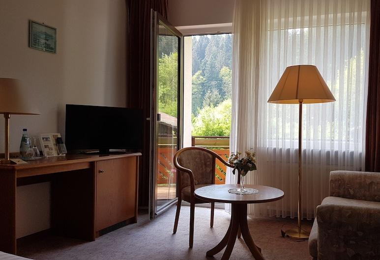 伯格瓦爾道飯店, 格拉塞棱巴赫, 舒適雙人或雙床房, 客房