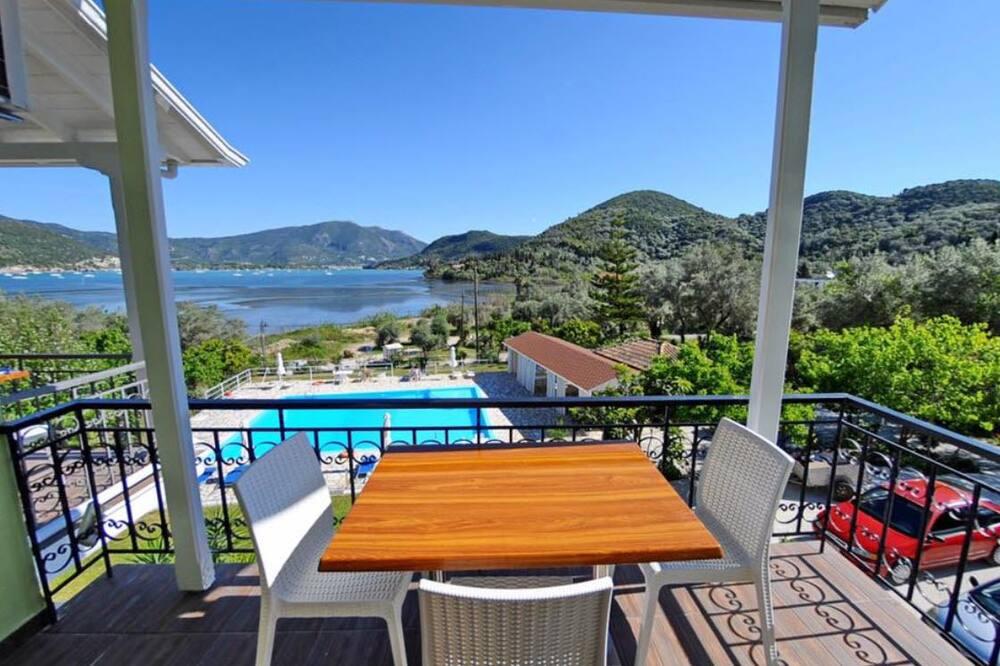 Suite, pemandangan laut - Balkon
