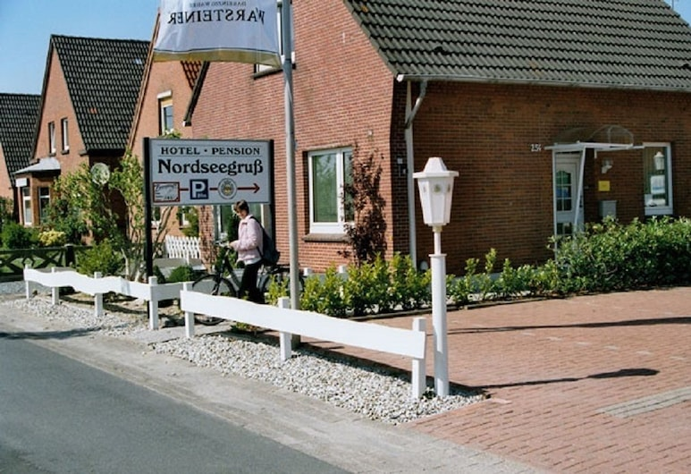 Hotel Nordseegruss, Norden, Hotel Front