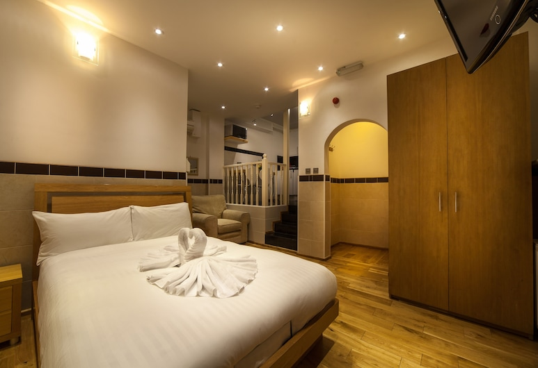Millenium Aparthotels, London, Deluxe-Apartment, Zimmer