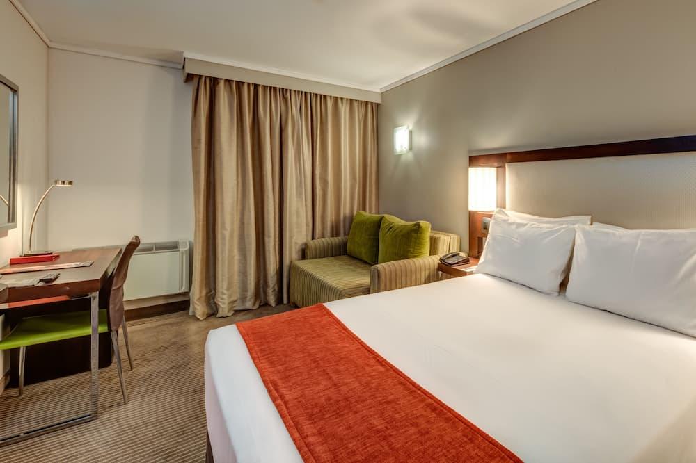 Habitación doble, 1 cama doble - Baño