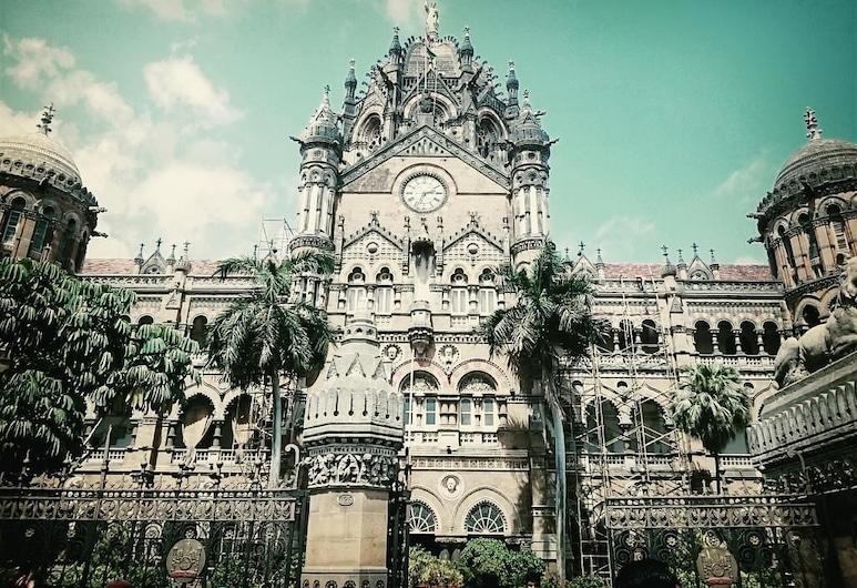 Hotel Apex Regency, Mumbai, View from Hotel