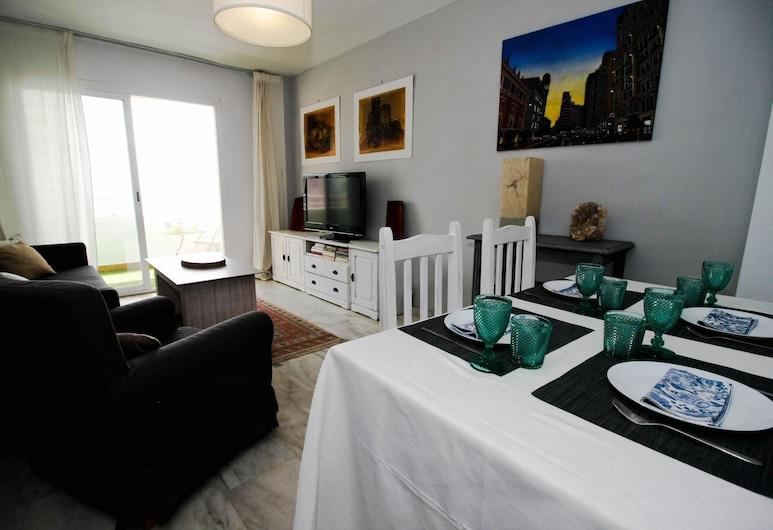 Suitur Apartamento Sohail Fuengirola, Fuengirola, Lägenhet - 2 sovrum - terrass, Vardagsrum
