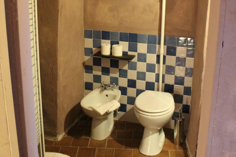Economy Δίκλινο Δωμάτιο (Double ή Twin), 1 Υπνοδωμάτιο, Ισόγειο - Μπάνιο