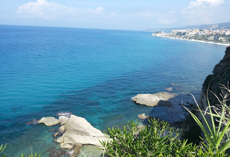 B&B Il Nido, Ricadi, Beach
