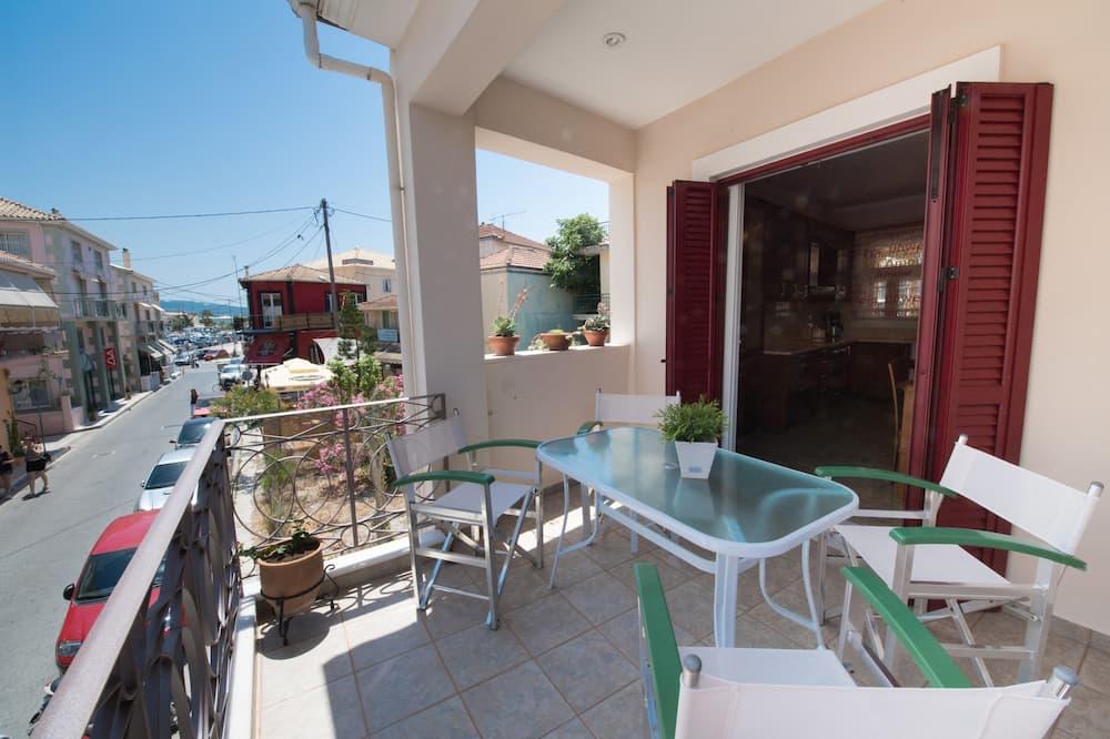 City House - Balcony