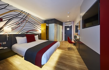 Picture of Sleeperz Hotel Dundee in Dundee