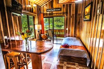 Foto di Cabañas Hoja Verde a Monteverde