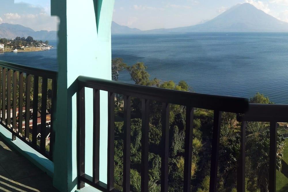 Apartament rodzinny, 2 sypialnie, kuchnia, widok na wodę - Balkon