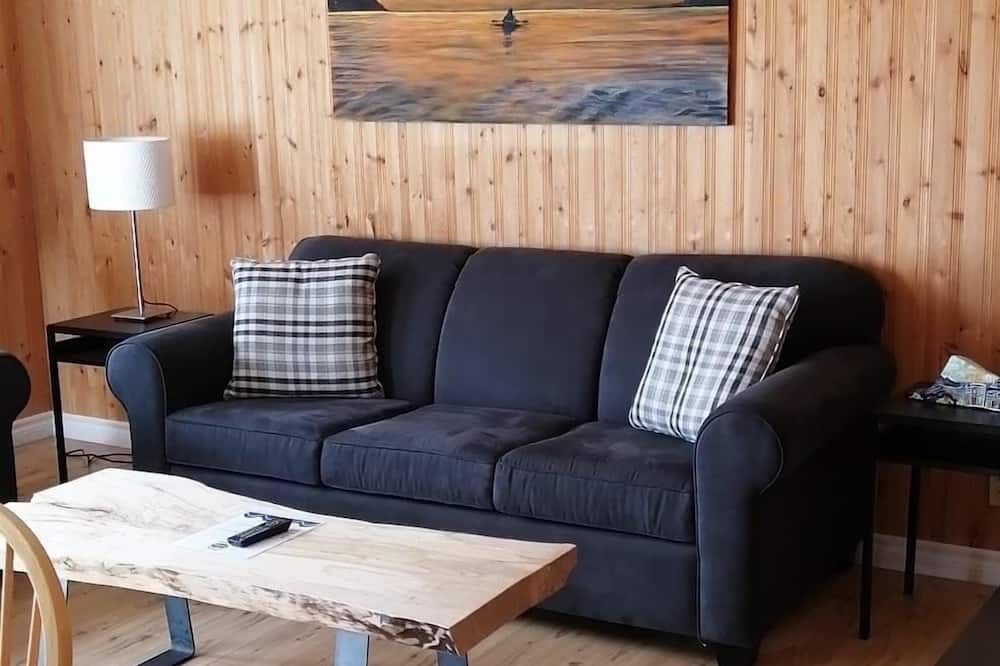 Cabaña estándar, 2 habitaciones - Sala de estar