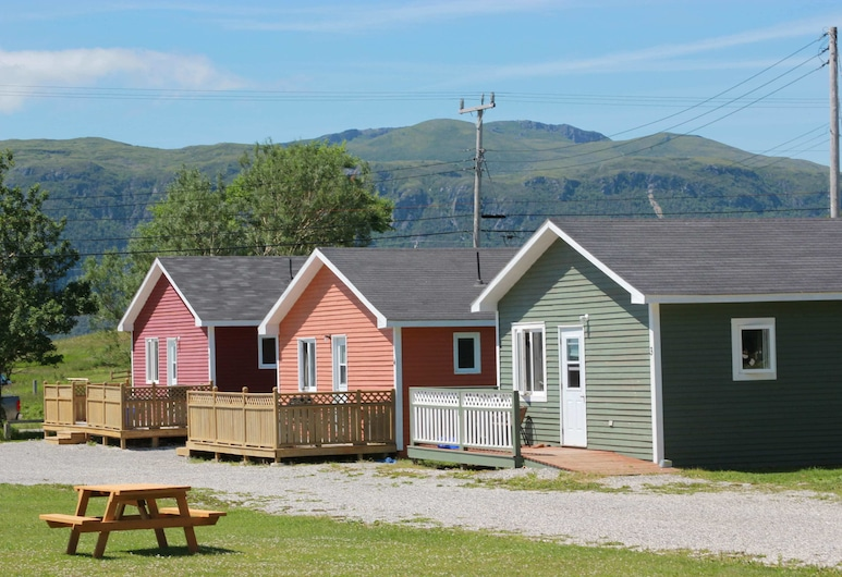 Burnt Hill Cottages, Norris Point