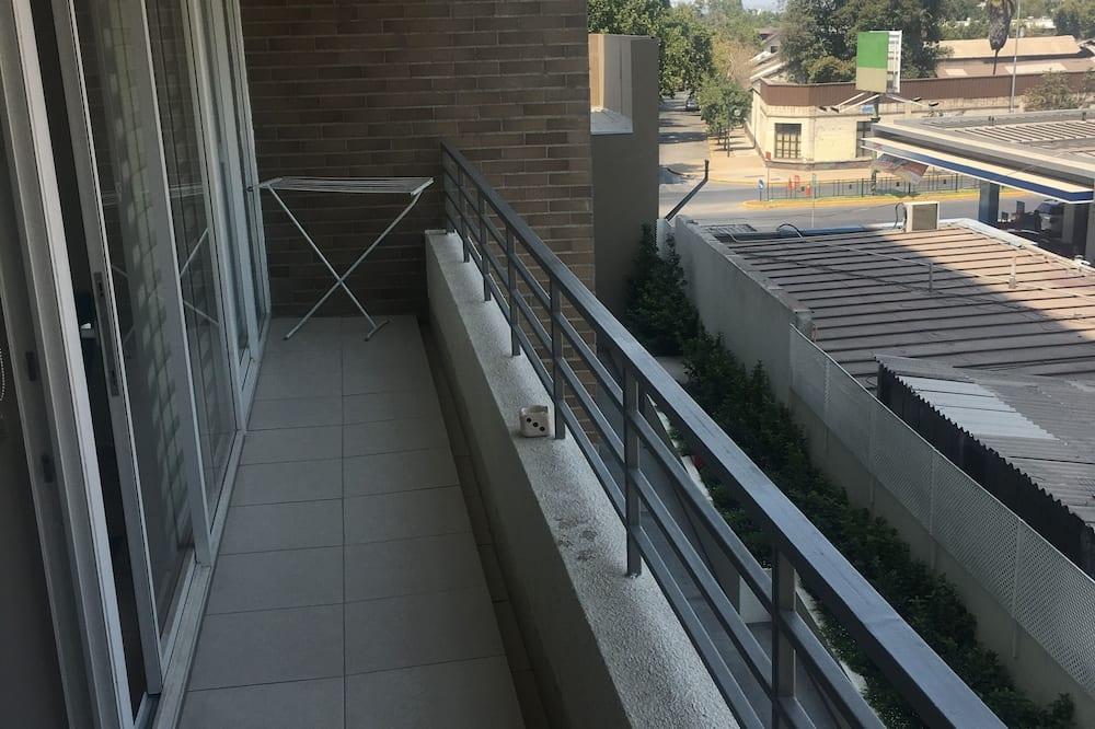 Стандартные апартаменты, 2 спальни - Балкон