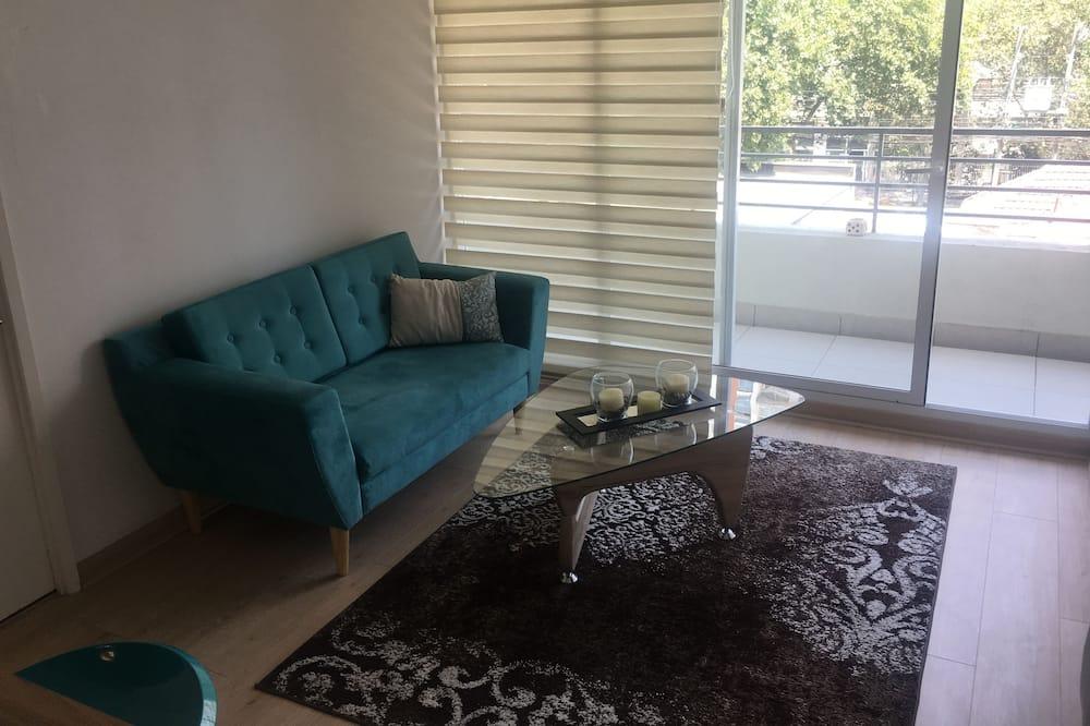 Стандартные апартаменты, 2 спальни - Зона гостиной