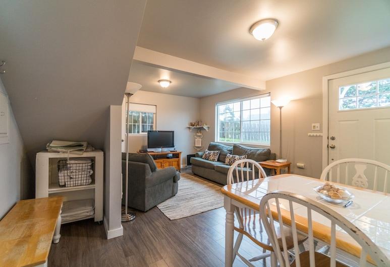 622 Holladay 1 Bedroom Home, Seaside, Dom, 1 spálňa, Obývačka