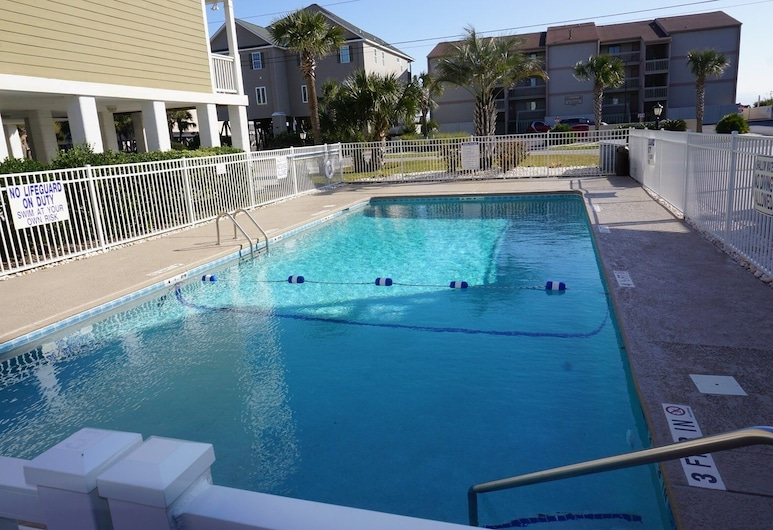 Surfside By The Sea I 205 2 Bedroom Condo, Surfside Beach, Leilighet, 2 soverom, Svømmebasseng